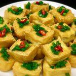cach lam dau phu tam hanh 6 150x150 - Cách làm Đậu phụ rán tẩm hành nóng hổi vừa thổi vừa ăn