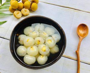 cach nau che hat sen long nhan 4 300x243 - Cách nấu chè hạt sen long nhãn đơn giản tại nhà