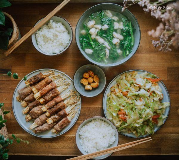 bua com gia dinh 3 nguoi 22 - Thực đơn đơn giản & ngon cho bữa cơm gia đình 3 người