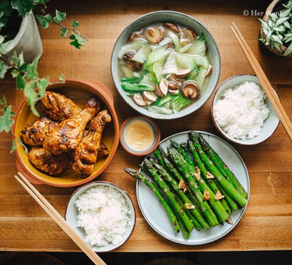 bua com gia dinh 3 nguoi 23 - Thực đơn đơn giản & ngon cho bữa cơm gia đình 3 người