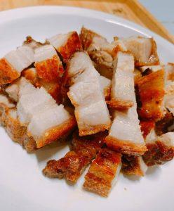 heo quay da gion 3 248x300 - Cách làm thịt Heo quay da giòn rụm đơn giản tại nhà