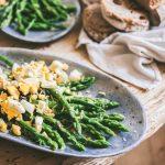 mang tay sot chanh toi den va trung 1 150x150 - Cách làm Salad Măng tây sốt chanh tỏi đen & trứng