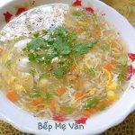 sup ga va tom 2 150x150 - Cách nấu Súp gà tôm trứng cút thập cẩm thơm ngon bổ dưỡng