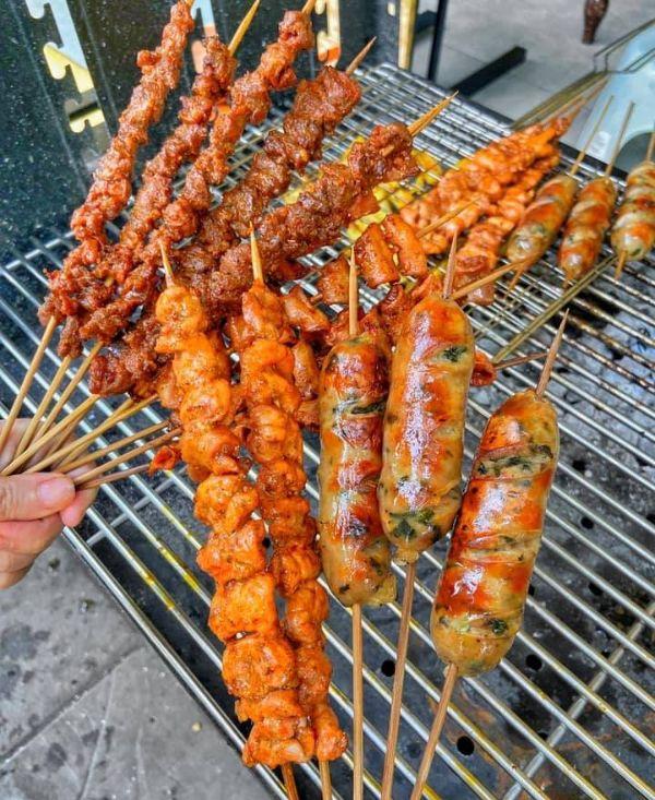 quan an ngon hoe nhai quan thanh foodtoor 2 - Tổng hợp các Quán ăn ngon quanh phố Hòe Nhai - Quán Thánh