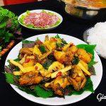 cach nau lau ech mang cay 5 150x150 - Cách nấu lẩu ếch măng chua cay vô cùng đơn giản