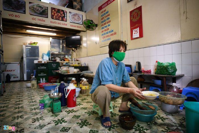 quan an noi tieng ha noi sau thoi gian gian cach xa hoi 2 - Cận cảnh những quán ăn nổi tiếng ở Hà Nội sau khi nới lỏng giãn cách
